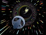 wormhole in miniatura
