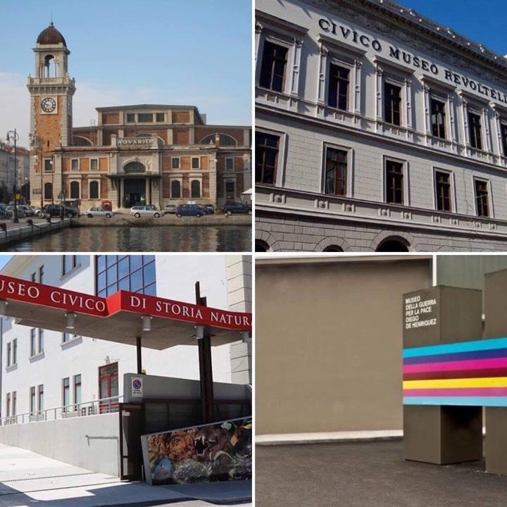 Trieste orario estivo musei