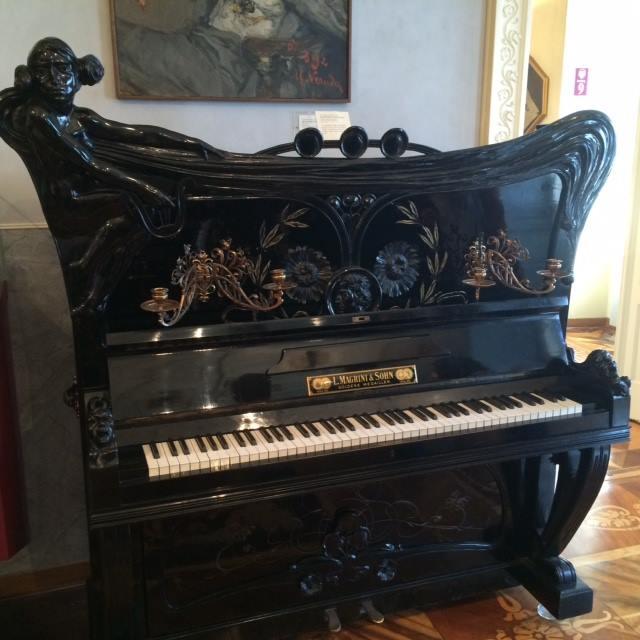 Le Stanze della Musica - Il Pianoforte