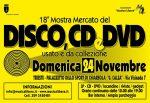 Trieste, Mostra mercato del disco, CD & DVD usato e da collezione