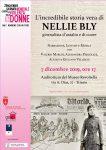 Trieste, L'incredibile storia vera di Nellie Bly, giornalista d'assalto e di cuore