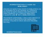 Trieste, #iorestoacasae vado su Biblioest